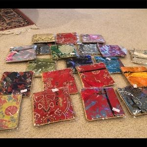 20 Authentic Chinese Tradition Small Bags